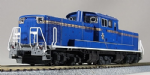 Kato 1-704 - HO Scale DD51 North Star Diesel Locomotive